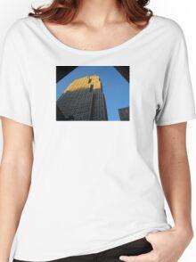 Rockefeller Center Women's Relaxed Fit T-Shirt
