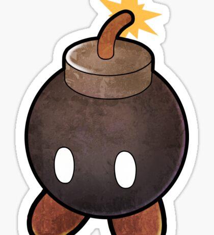 [Super Mario] Bob-omb Sticker