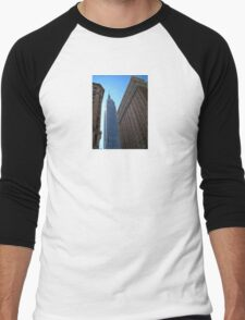 Empire State Building Men's Baseball ¾ T-Shirt