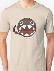 [Super Mario] Chain Chomp Unisex T-Shirt