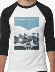 Swan Street Men's Baseball ¾ T-Shirt