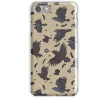 Flight of Ravens iPhone Case/Skin