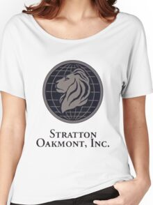 Wolf of Wall Street - Stratton Oakmont Inc Women's Relaxed Fit T-Shirt