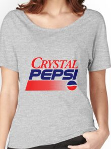 Crystal Pepsi Women's Relaxed Fit T-Shirt