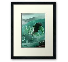 Malachite  Framed Print