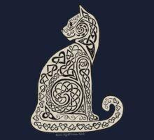 Celtic Cat 8 One Piece - Long Sleeve
