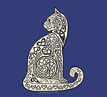 Celtic Cat 8 Unisex T-Shirt