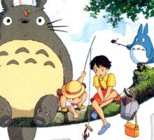 Tree Totoro Sticker