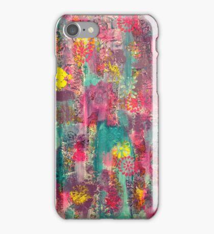 "The Warhol ""Flowers"" Reimagination iPhone Case/Skin"