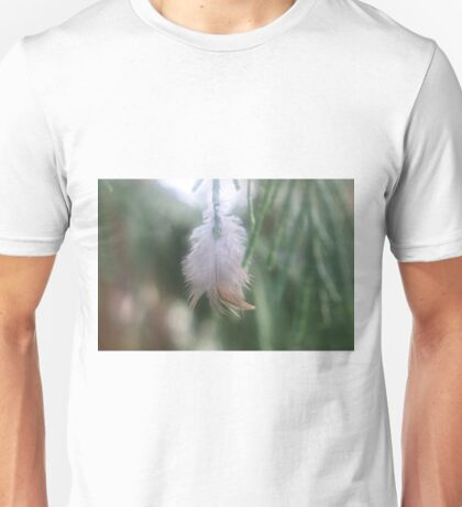 Feathery Joy Unisex T-Shirt
