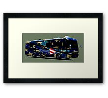 RV USA one  Framed Print