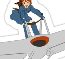 Nausicaa Sticker