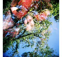 Picnic in the sky Photographic Print