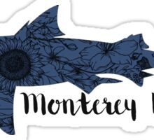 Monterey Shark Sticker