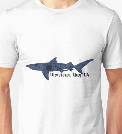 Monterey Shark Unisex T-Shirt