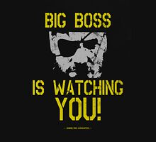 Big Boss Is Watching YOU! - Metal Gear Solid Design Unisex T-Shirt