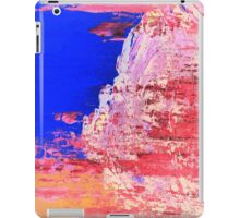 Into the Mist Pantone Color of the Year 2016 Abstract iPad Case/Skin