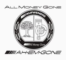 AMG - All Money Gone Kids Tee