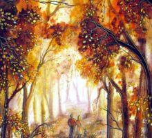 Autumn Memories Sticker