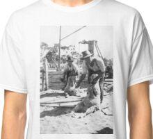 Hand Shearing Classic T-Shirt