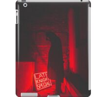 kirk knight iPad Case/Skin