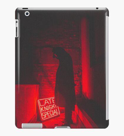 kirk knight iPad Case/Skin