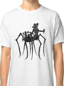 Black Widow at a Funeral Classic T-Shirt