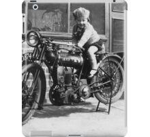Easyrider BSA Motorcycle iPad Case/Skin