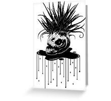 Piranha Plant Greeting Card