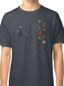 FFRK - Final Fantasy VII Final Fight - Avalanche vs Sephiroth (FF7) Classic T-Shirt