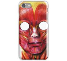 Muscular surprise iPhone Case/Skin