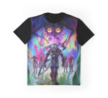 Legend of Zelda Tshirt Graphic T-Shirt