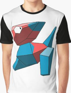 Porygon Graphic T-Shirt