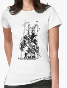The Storyteller Womens Fitted T-Shirt