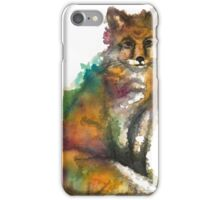 Nature Fox iPhone Case/Skin