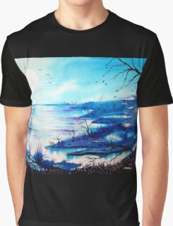 Light of the Moon  Graphic T-Shirt