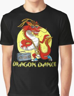 Dragon dance Graphic T-Shirt
