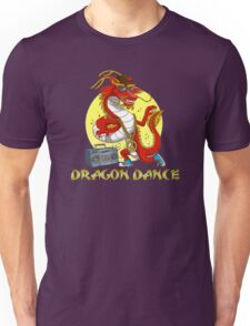 Dragon dance Unisex T-Shirt