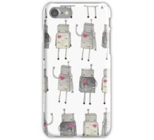 Beep Beep Boop Boop iPhone Case/Skin