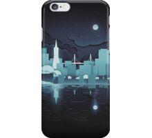 City Lights - SF BAY iPhone Case/Skin