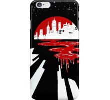 Original Sanguis City Art iPhone Case/Skin