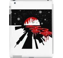 Original Sanguis City Art iPad Case/Skin