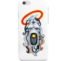 GlaDOS Garbo iPhone Case/Skin