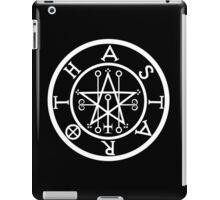 ASTAROTH - solid white iPad Case/Skin