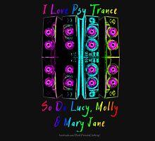 Psy Trance Love Unisex T-Shirt