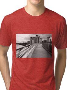 Baltic Flour Mill Tri-blend T-Shirt