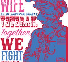 Military Wife T-Shirt by HotTShirts