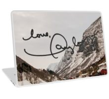 Taylor Swift Signature Laptop Skin