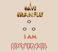 I have MAN Flu  by Rob Hawkins