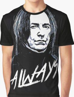 Alan Rickman Graphic T-Shirt